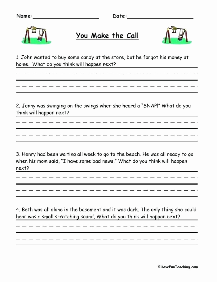 Making Inference Worksheets 4th Grade Lovely 25 Making Inferences Worksheet 4th Grade