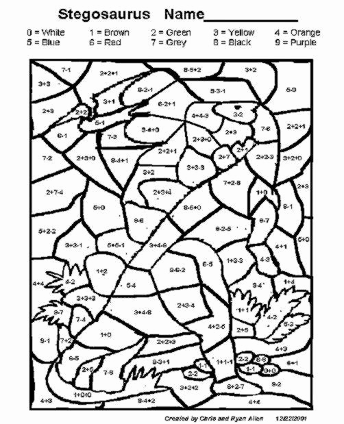 Math Coloring Worksheets 7th Grade Fresh Pin On How to