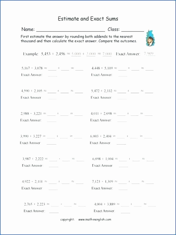 Math Conversion Worksheets 5th Grade Lovely Math Conversion Worksheets 5th Grade Measurement