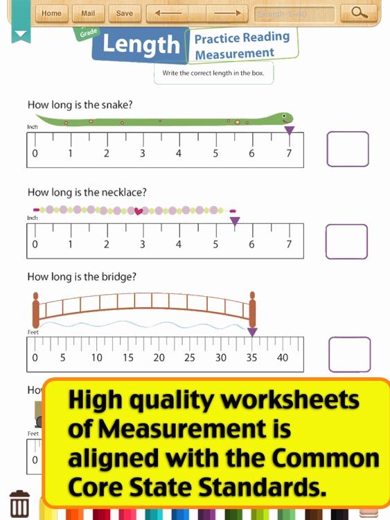Measurement Worksheet Grade 3 Best Of Kids Math Measurement Worksheets Grade 3 by Shixian Li
