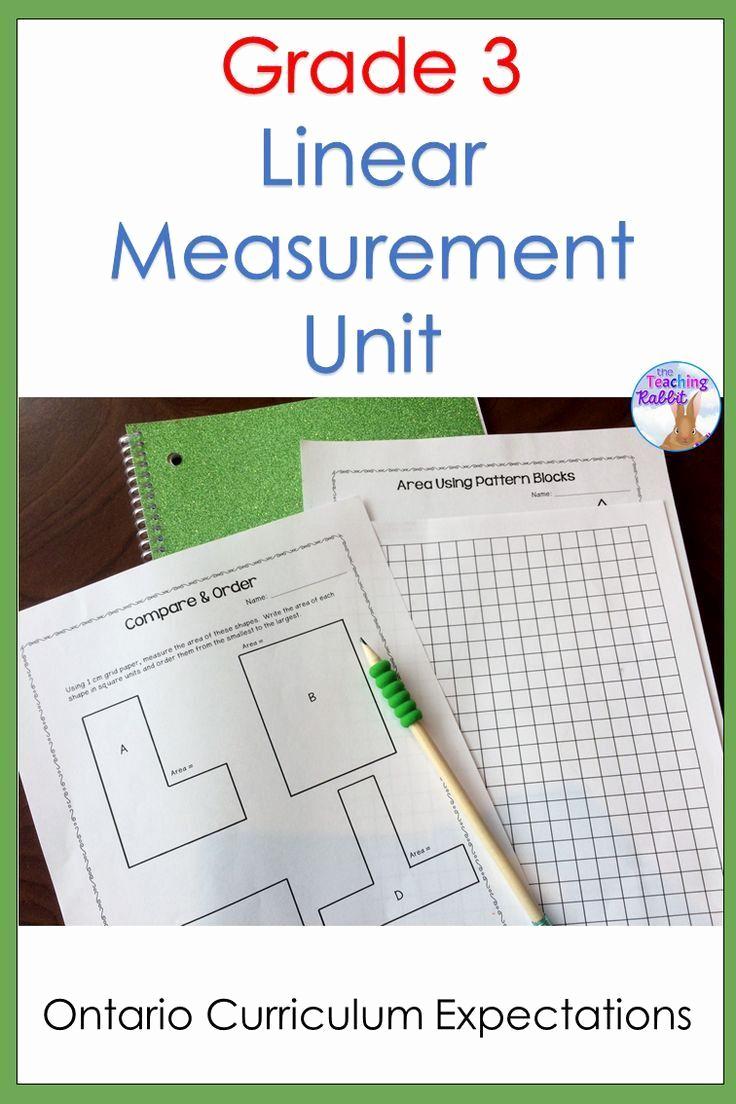 Measurement Worksheets 3rd Grade New Measurement Worksheets Grade 3 In 2020