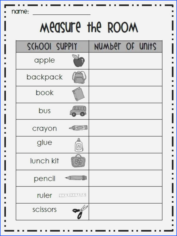 Measuring In Inches Worksheets Awesome Measuring Inches Worksheet