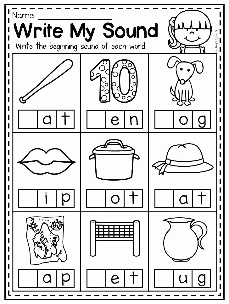Medial sounds Worksheets First Grade Inspirational Pin On Editable Grade Worksheet Templates