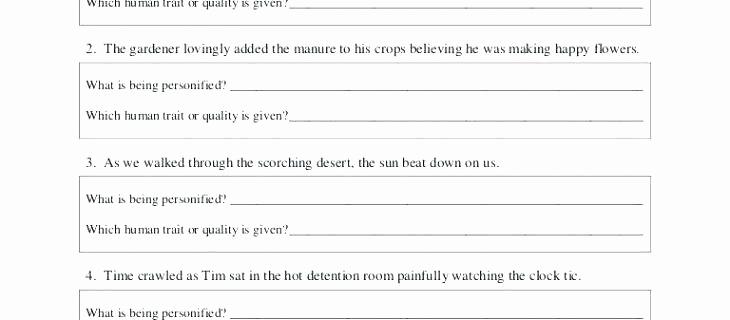 Metaphor Worksheet Middle School Best Of Paraison Et Métaphore Exemple DiseÑo De Cocina Simple