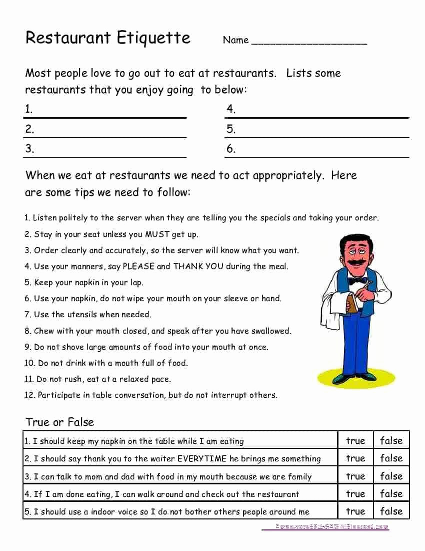 Middle School Health Worksheets Elegant 20 Middle School Health Worksheets Pdf