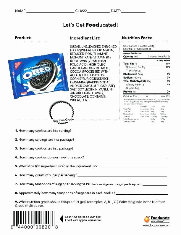 Middle School Health Worksheets Lovely Middle School Health Worksheets Pdf