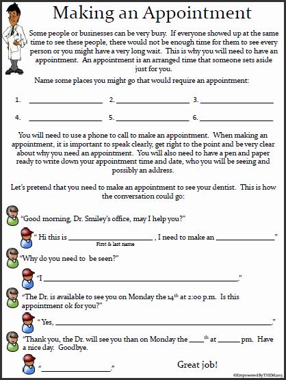 Middle School Life Skills Worksheets Best Of Empowered by them Life Skills Worksheets