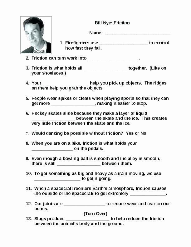 Middle School Science Worksheets Pdf Luxury Middle School Science Worksheets Pdf Middle School Science