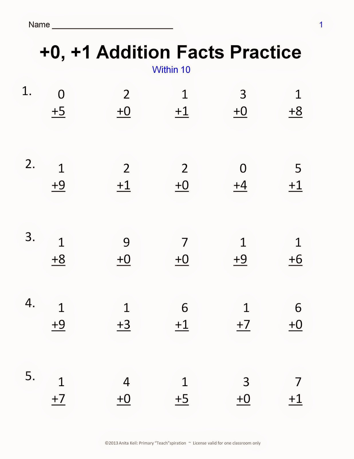 Minute Math Worksheets 1st Grade Best Of who S who and who S New Mastering Math Facts