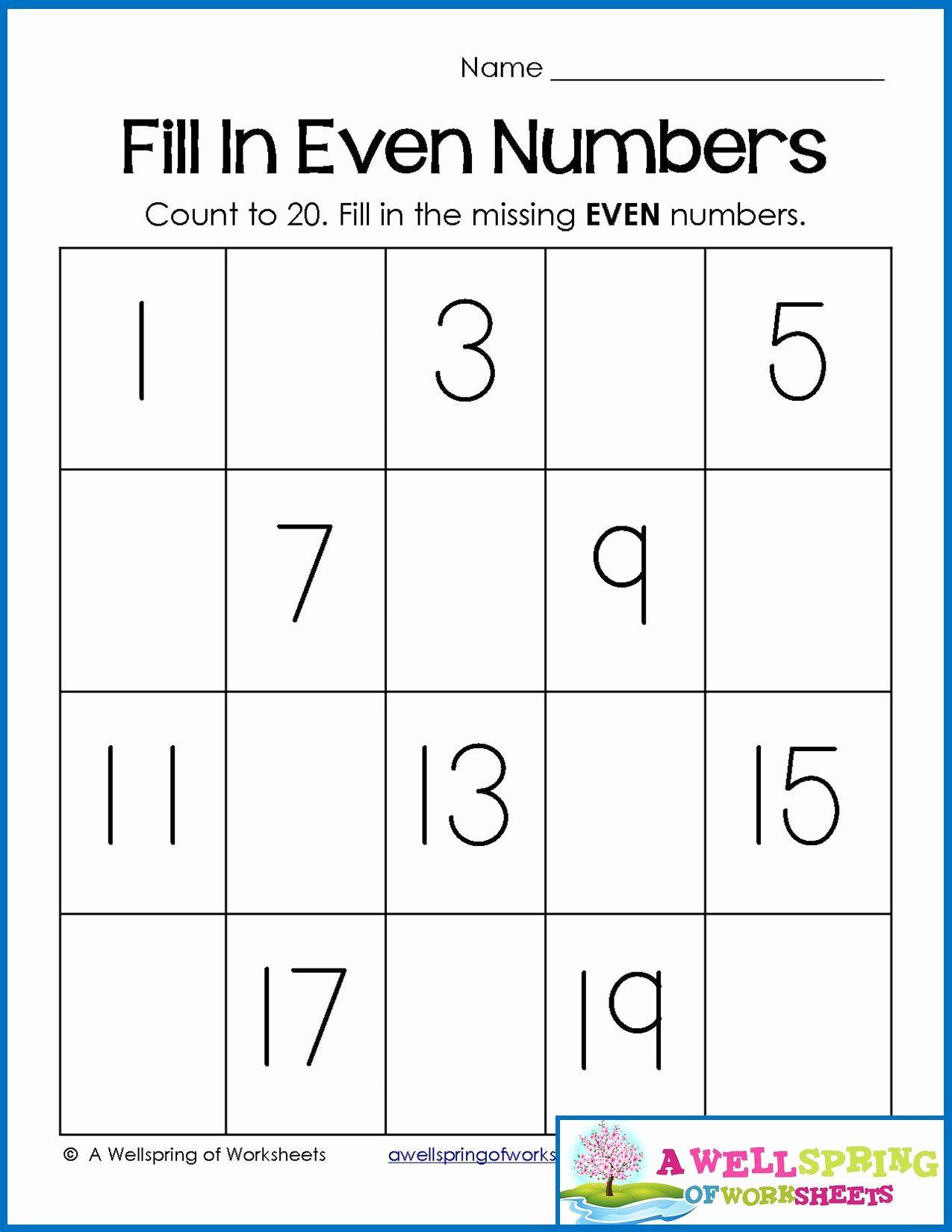 Missing Number Worksheets 1 20 Fresh Missing Number Worksheets 1 20 Worksheets Fill In the