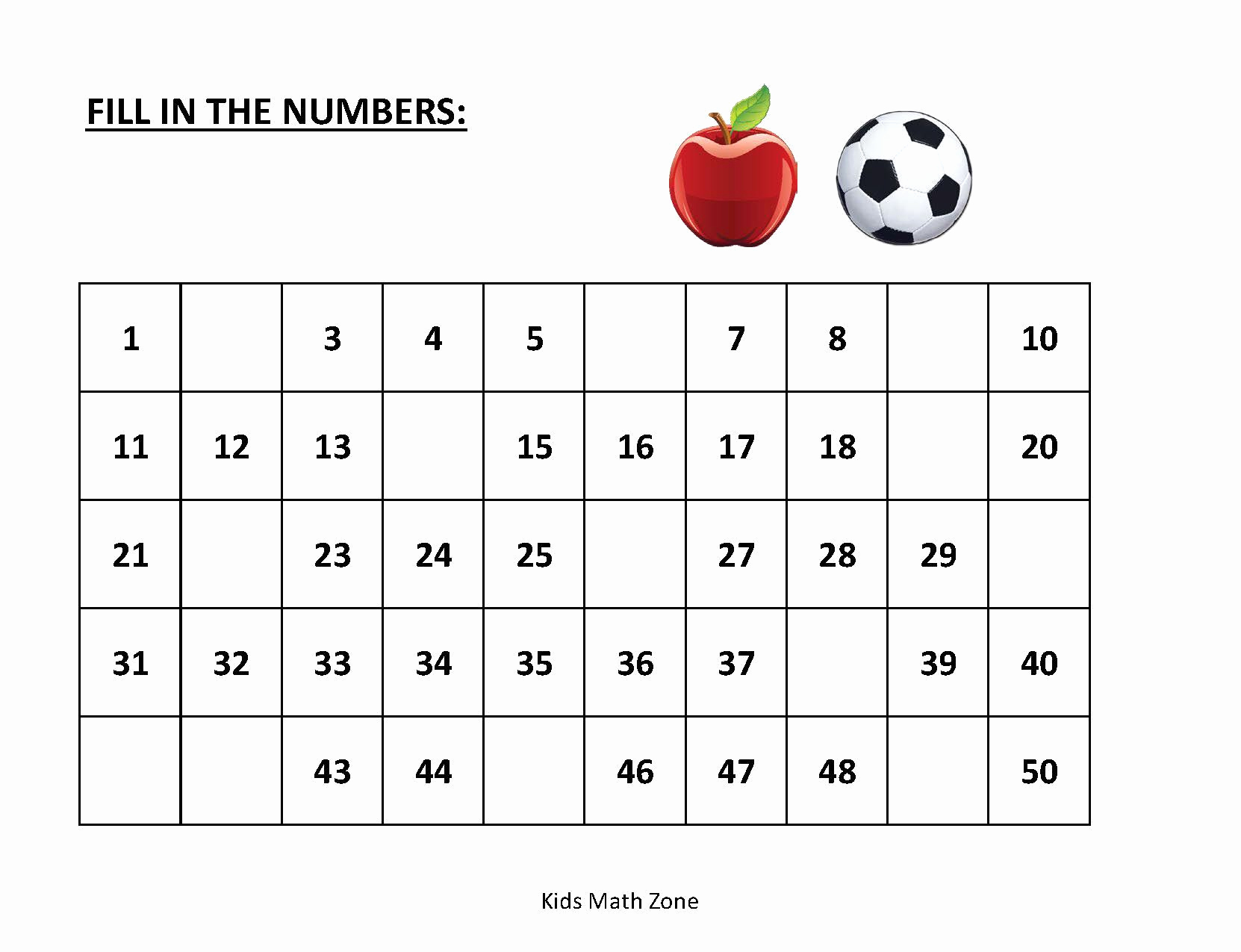 Missing Number Worksheets Kindergarten Beautiful Missing Numbers Worksheets for Kindergarten Pdf