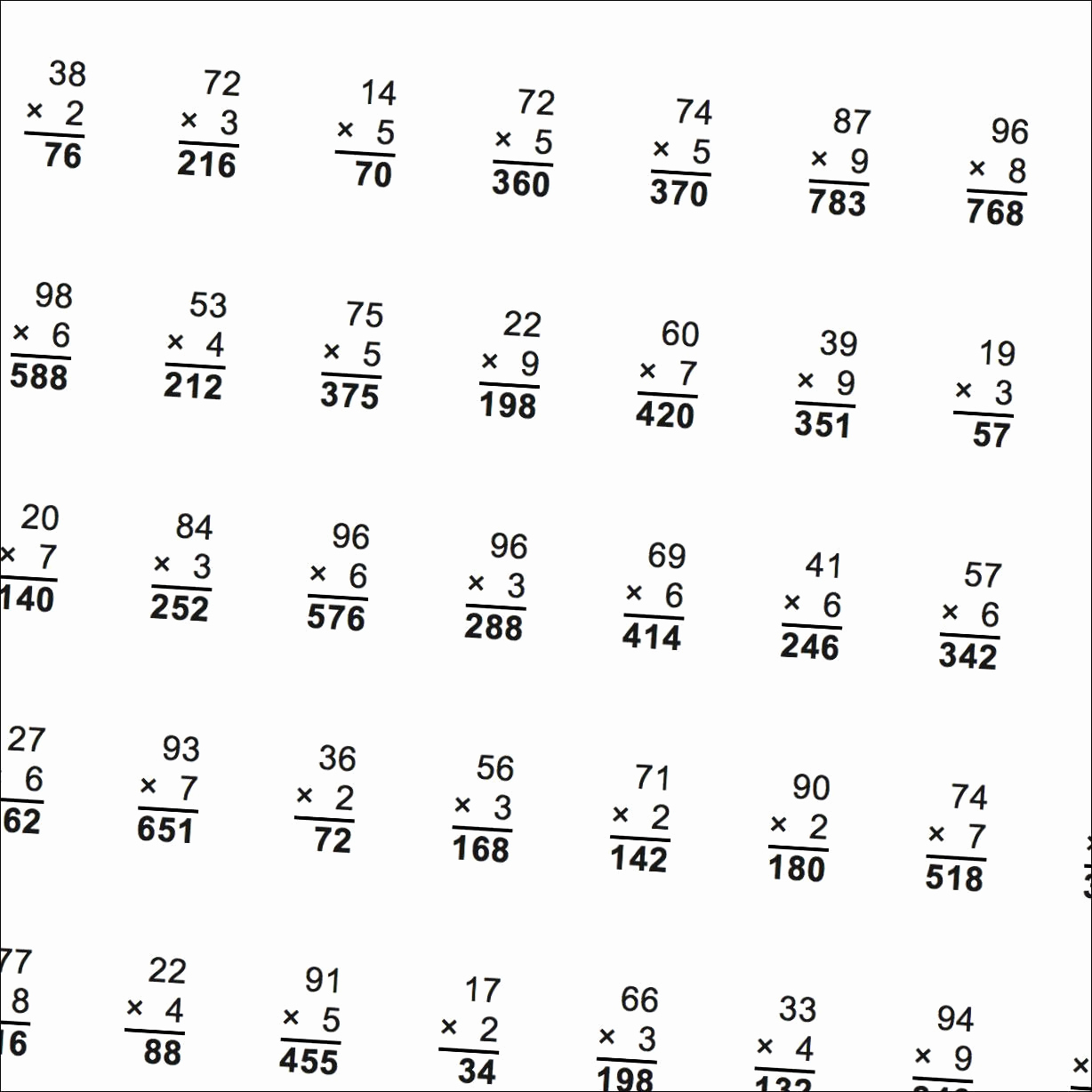 Multiplication Facts Worksheet Generator Awesome after Math Facts Here S the Next Step In Your Journey