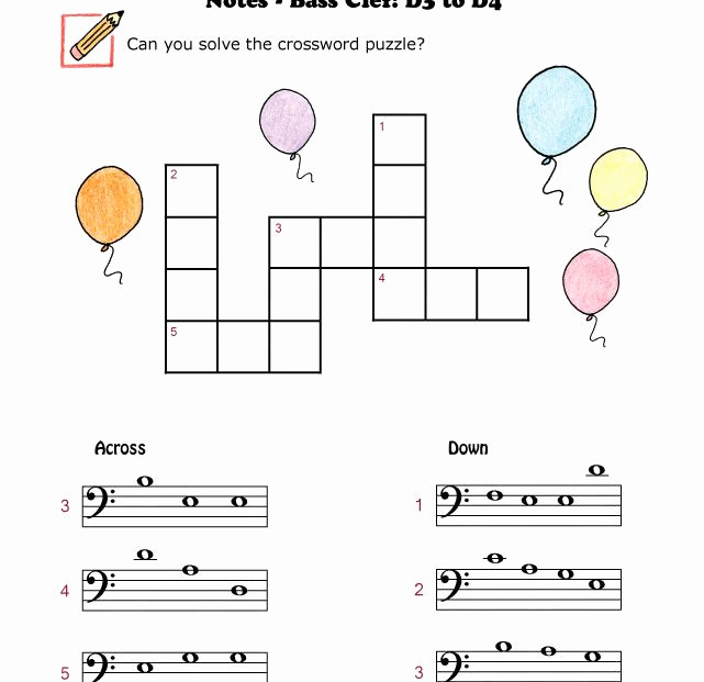 Music theory Worksheet for Kids Unique Music Notes Worksheets for Kids