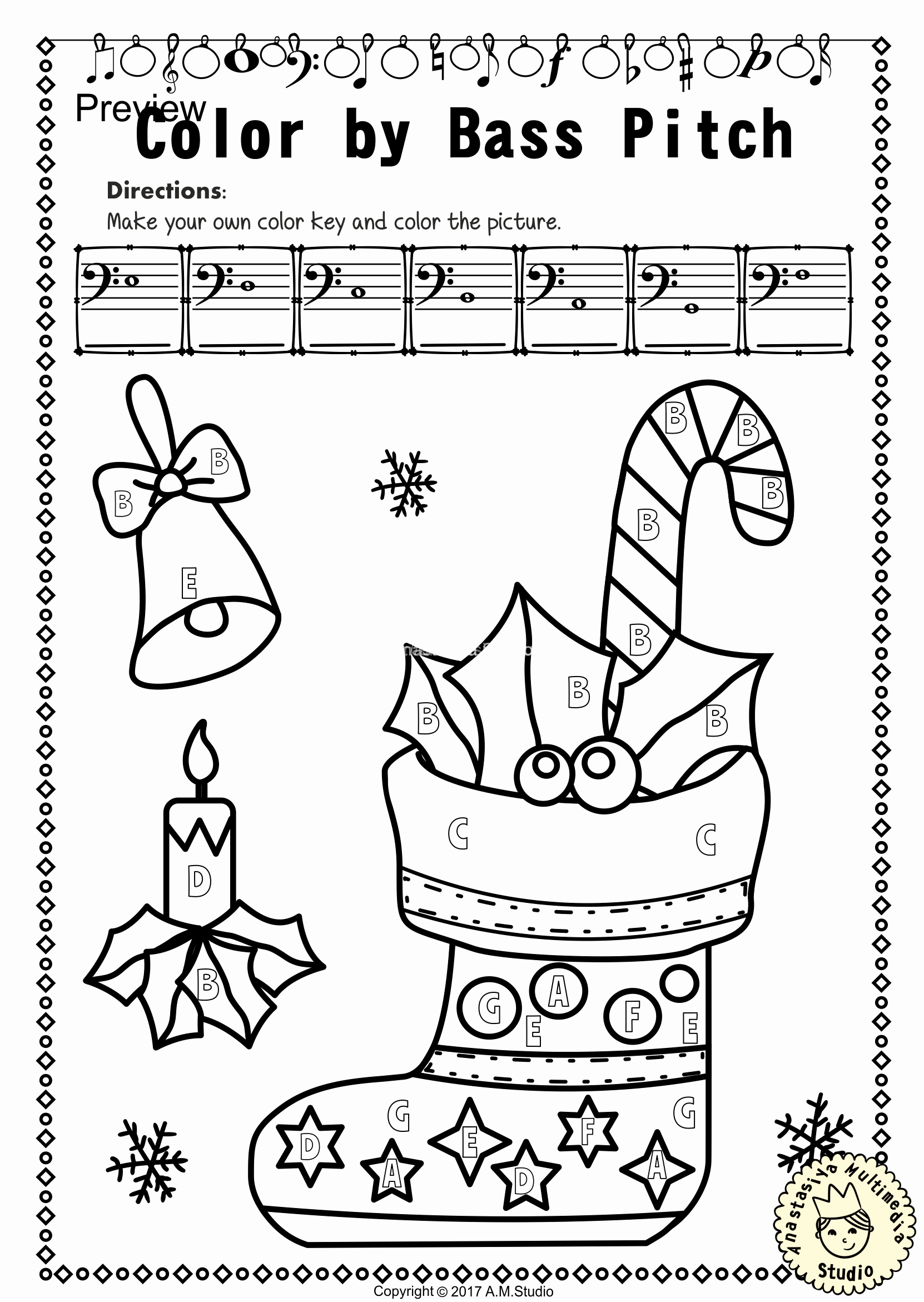Note Speller Worksheets Beautiful Wonderful Note Reading Worksheet Bass Clef Exercise 2
