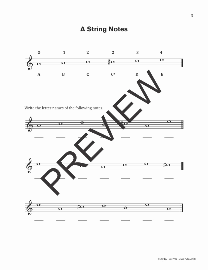 Note Speller Worksheets Lovely Violin Note Speller for Beginners Pdf Download