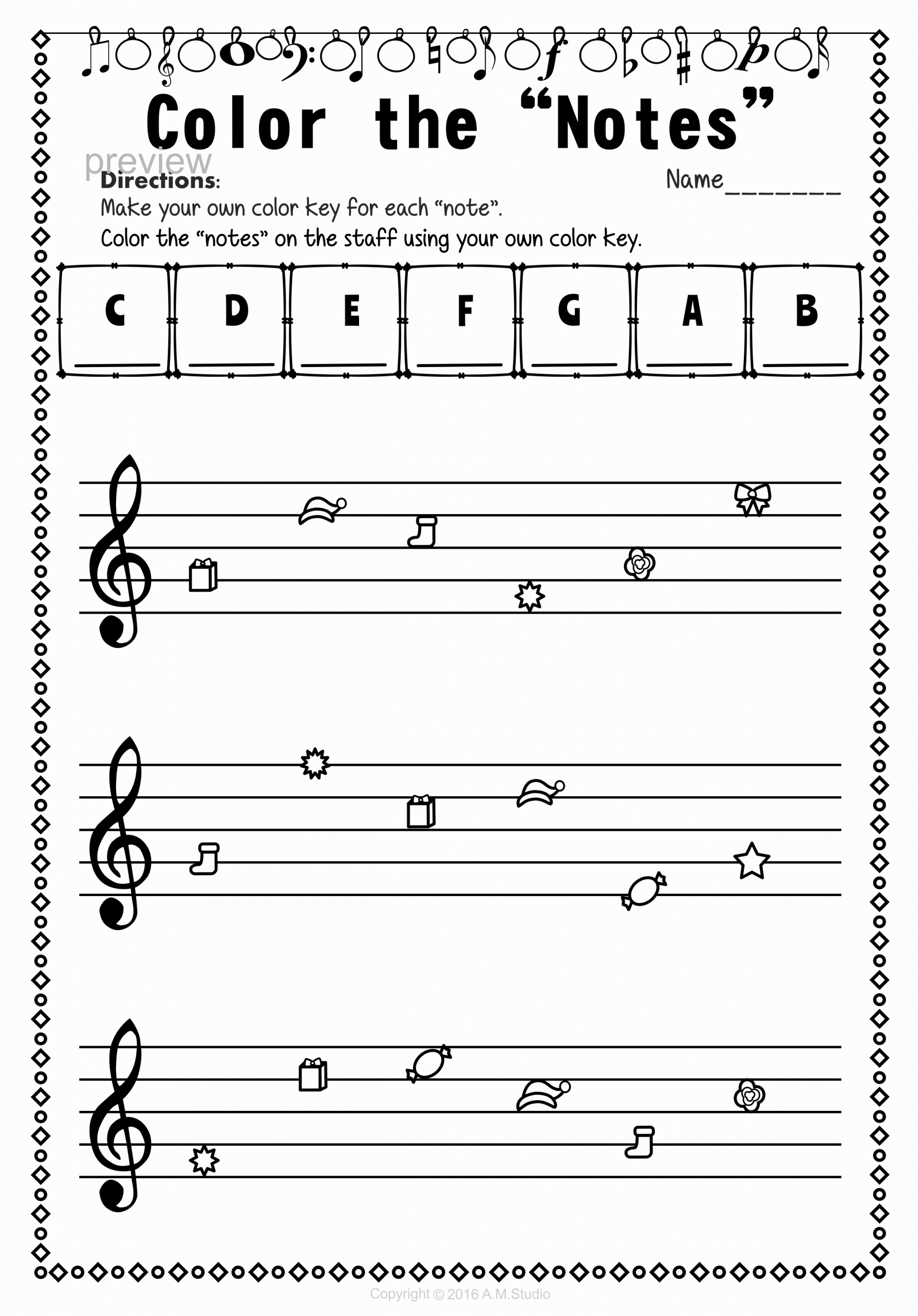 Note Speller Worksheets Luxury Treble Clef Notes Worksheet