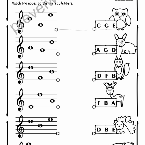 Note Speller Worksheets Unique Treble Clef Note Naming Worksheets for Fall Anastasiya