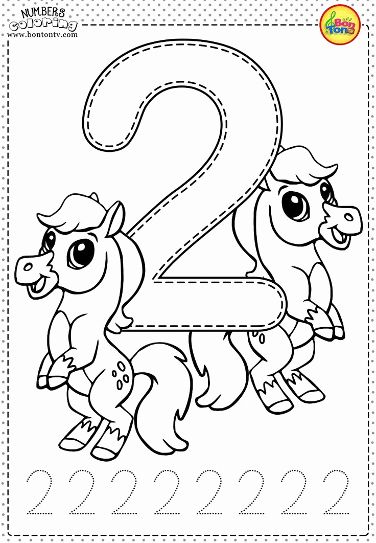 Number 2 Worksheets for Preschool Awesome 2 Worksheets for 2 Year Olds for Kindergarten Number 2