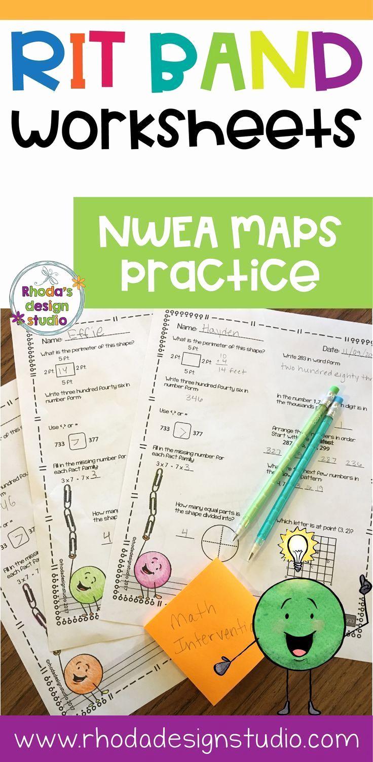 Nwea Math Practice Worksheets Beautiful 20 Nwea Math Practice Worksheets