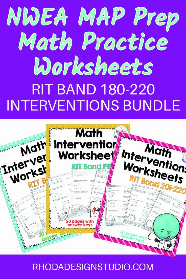 Nwea Math Practice Worksheets Fresh 20 Nwea Math Practice Worksheets