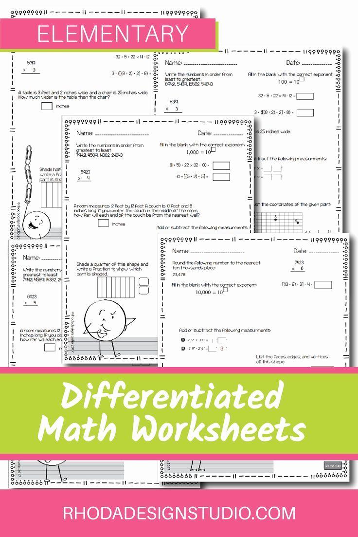 Nwea Math Practice Worksheets Fresh Instantly Nwea Math Practice Worksheets