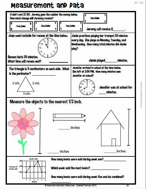 Nwea Math Practice Worksheets Fresh Pin On Nwea Map