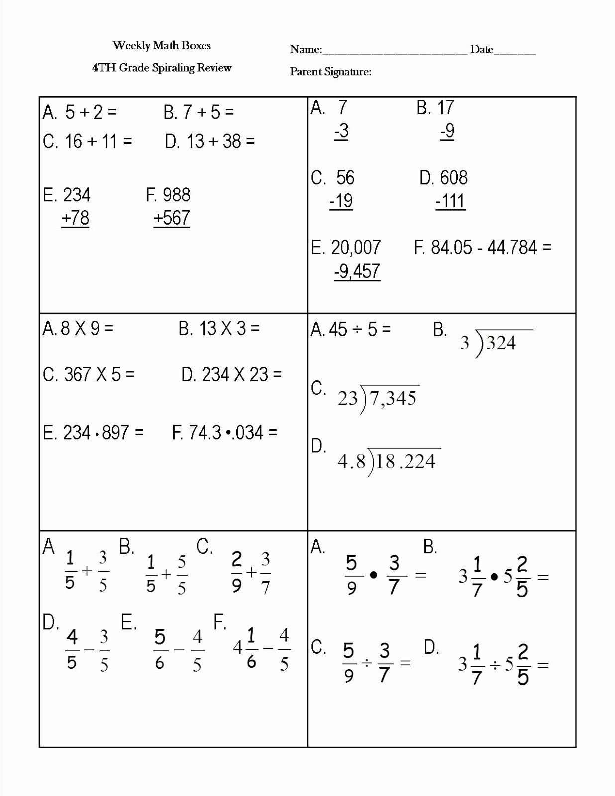 Nwea Math Practice Worksheets New Instantly Nwea Math Practice Worksheets