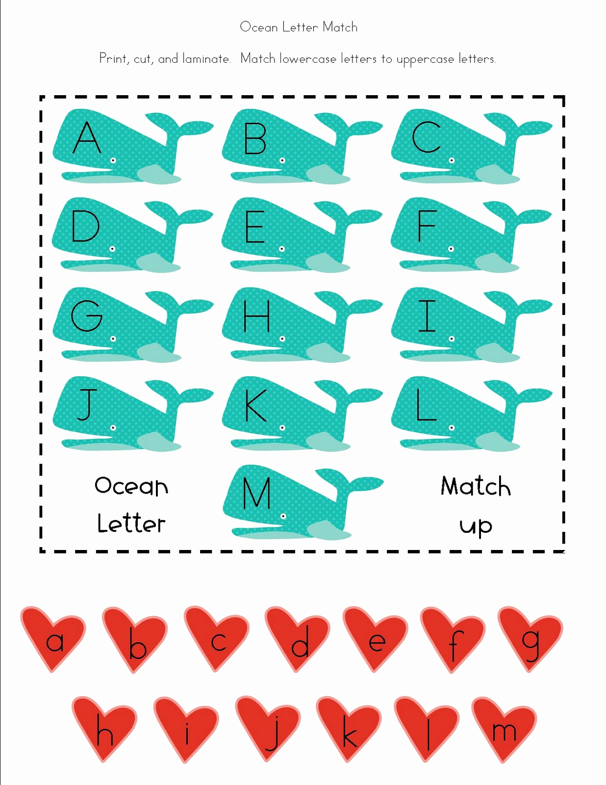 Ocean Worksheets for Preschool Awesome Mrs Home Ec Ocean Preschool Activities