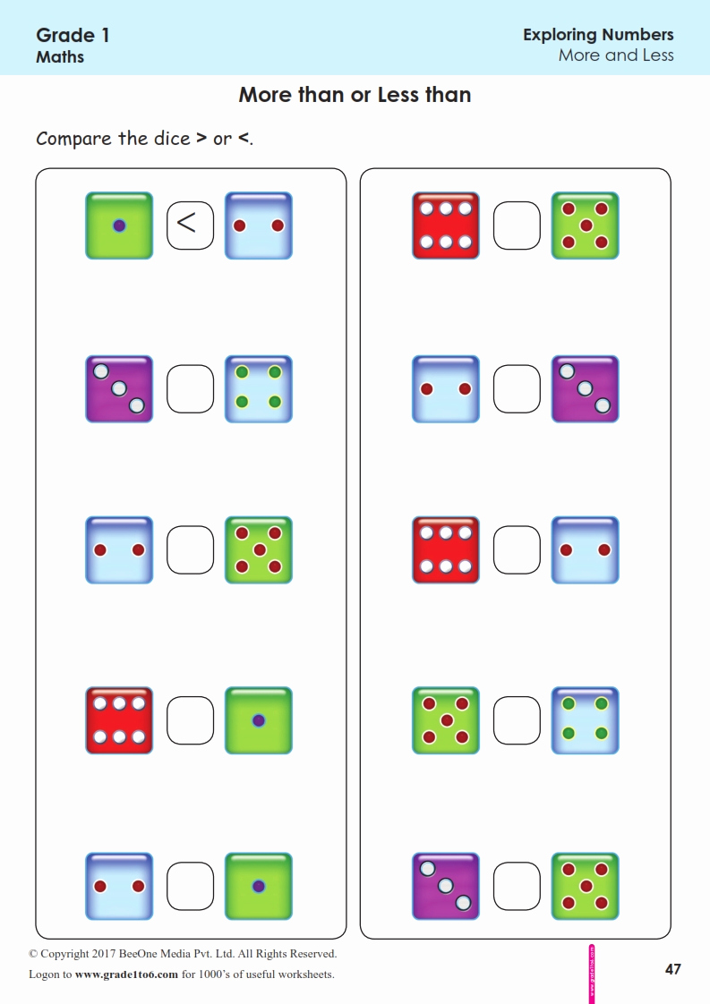 One Less Worksheet Best Of First Grade Class 1 E More & 1 Less Worksheets