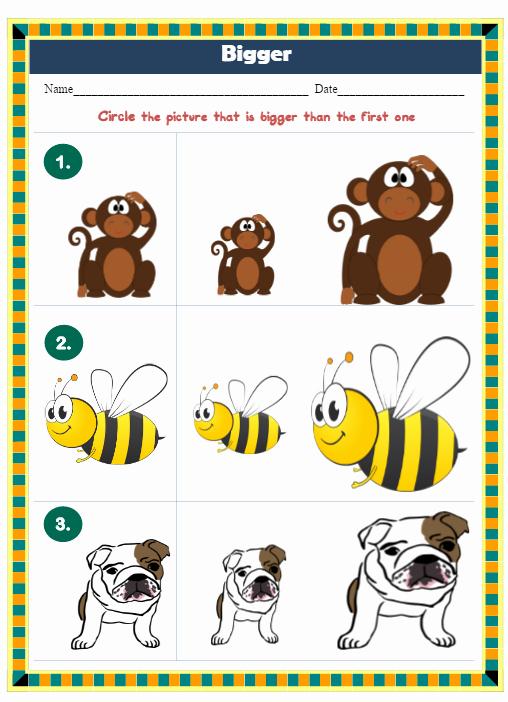 Opposites Worksheet for Preschool Elegant Preschool Worksheets Opposites Edumonitor
