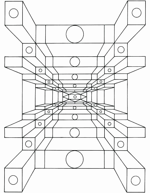 Optical Illusion Worksheets Printable Awesome Optical Illusion Coloring Pages Optical Illusion Coloring