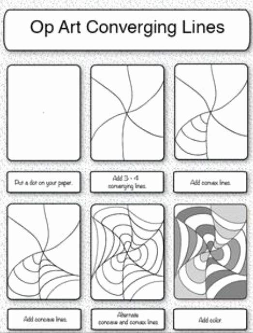 Optical Illusion Worksheets Printable Beautiful Optical Illusion Worksheets In 2020