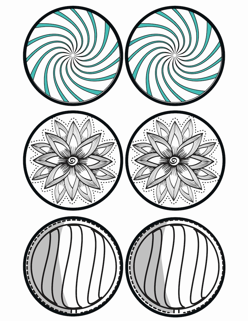 Optical Illusion Worksheets Printable Best Of 20 Optical Illusion Worksheets Printable