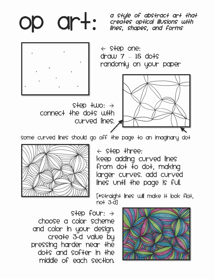 Optical Illusion Worksheets Printable Elegant Optical Illusion Worksheets Printable Optical Illusion
