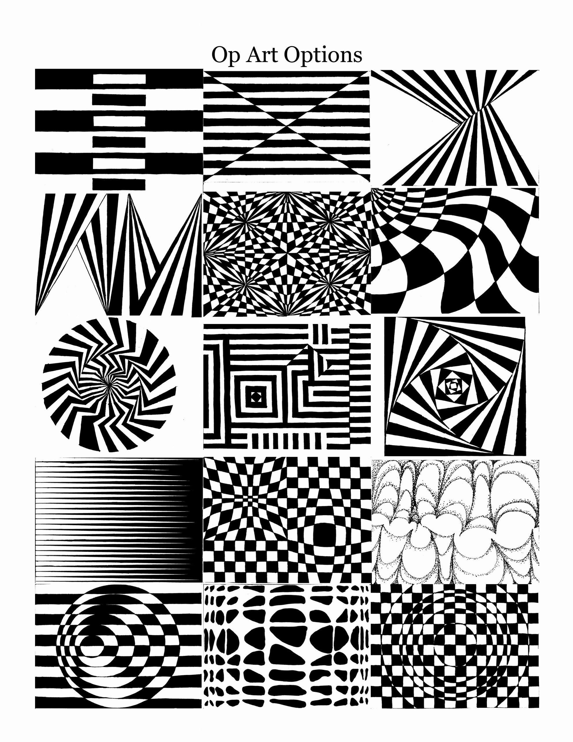 Optical Illusion Worksheets Printable Luxury Optical Illusion Worksheets Printable