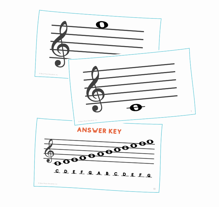 Opus Music Worksheets Answers Beautiful Free Printable Music Worksheets