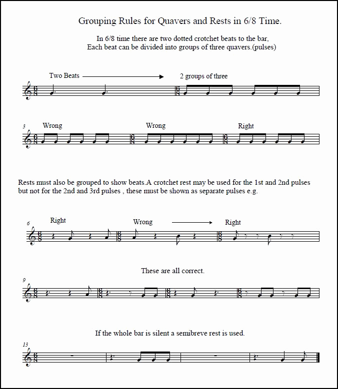 Opus Music Worksheets Answers Best Of 愛されし者 68 Time Signature Worksheet ジャトガヤマ