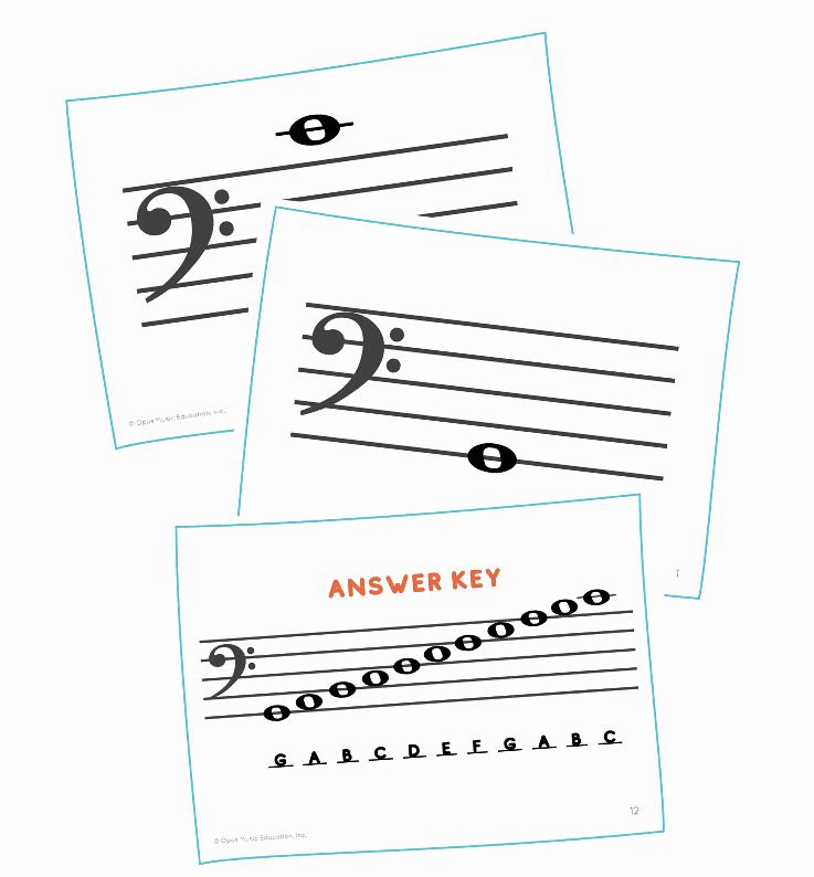 Opus Music Worksheets Answers Luxury Free Printable Music Worksheets
