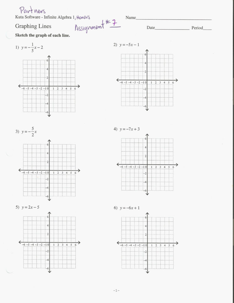 Opus Music Worksheets Answers Luxury Graphing Equations In Slope Intercept form Worksheet