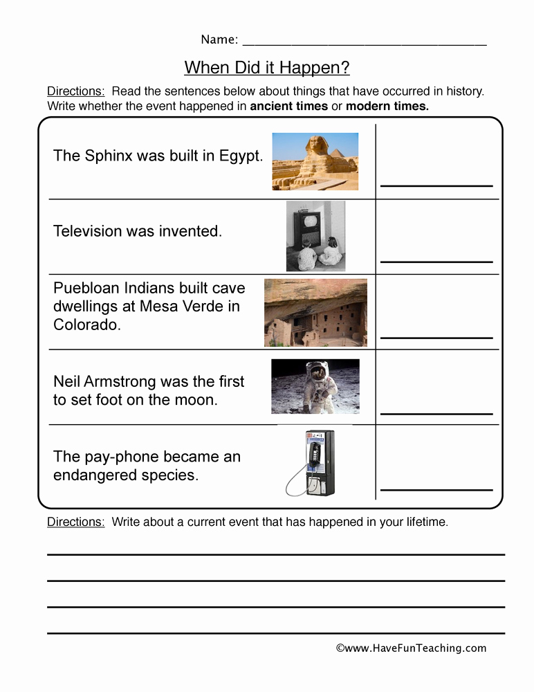 Order Of events Worksheets Fresh Sequencing Worksheets
