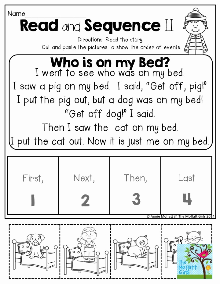Order Of events Worksheets Inspirational the 25 Best Sequence Of events Worksheets Ideas On