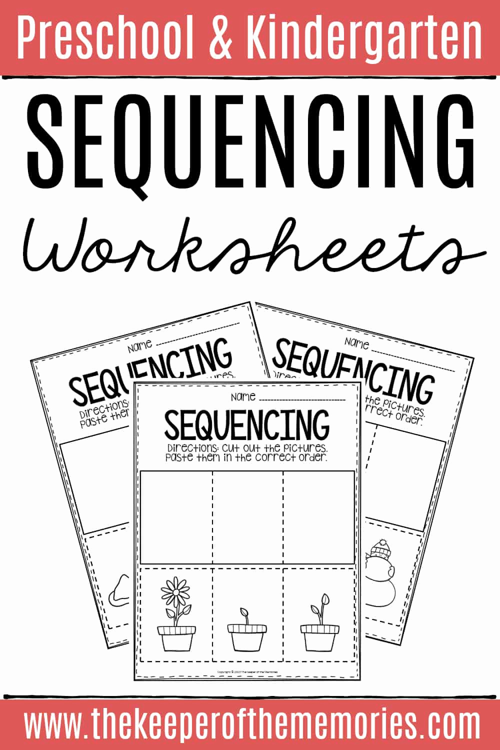Order Of events Worksheets Unique Sequence Of events Worksheets the Keeper Of the Memories
