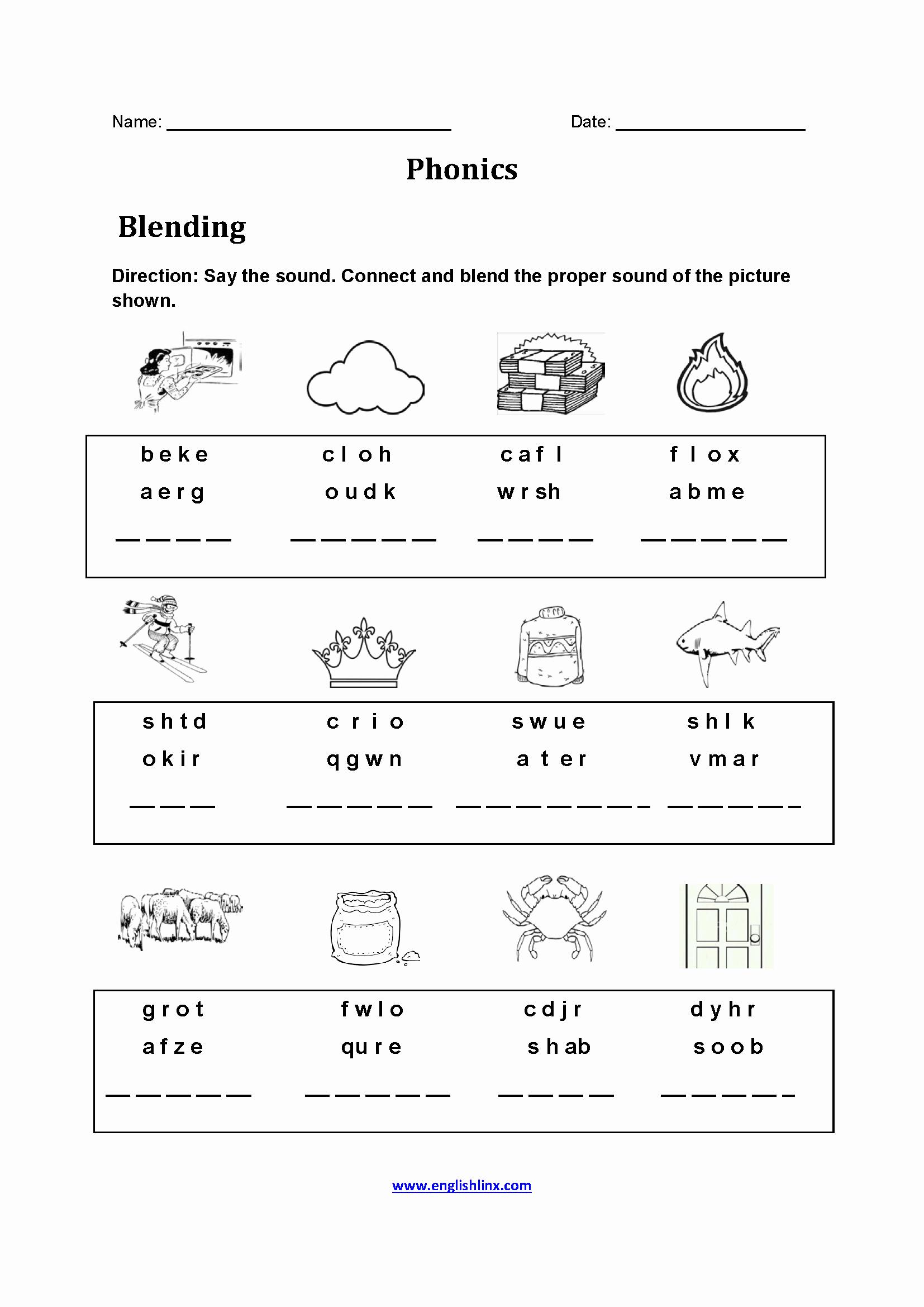Ou Ow Worksheets 3rd Grade Fresh Printable 3rd Grade Phonics Worksheets thekidsworksheet