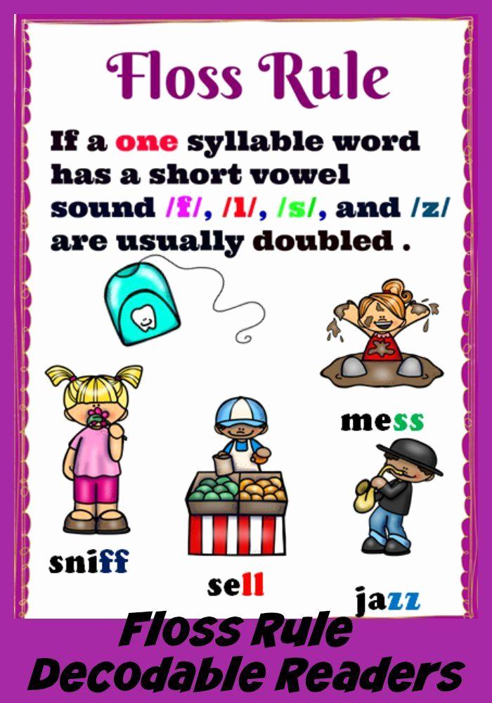 Phonics Floss Rule Worksheet Beautiful Image Result for Floss Rule