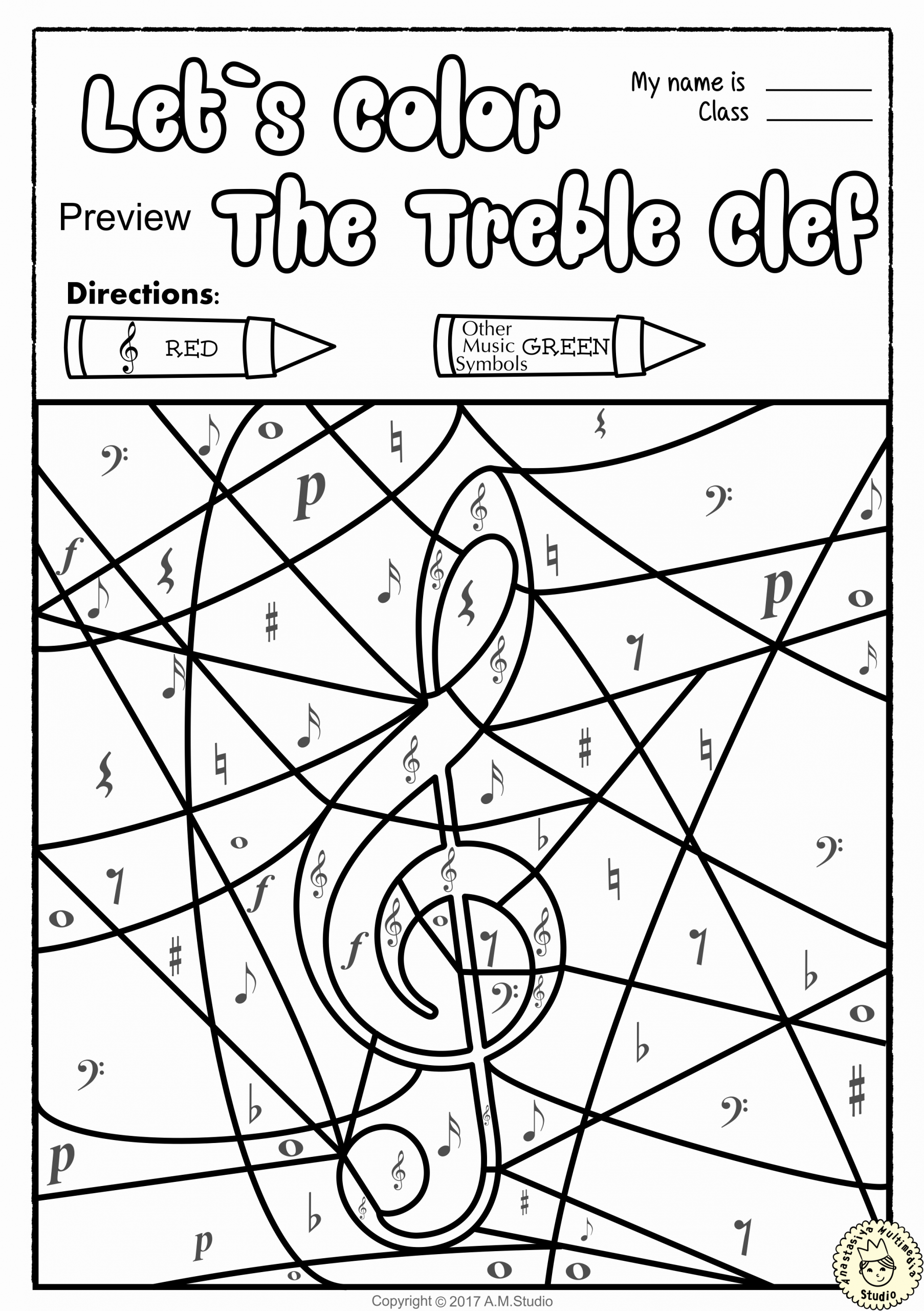 Piano Worksheets for Kids Beautiful Let S Learn the Music Symbols