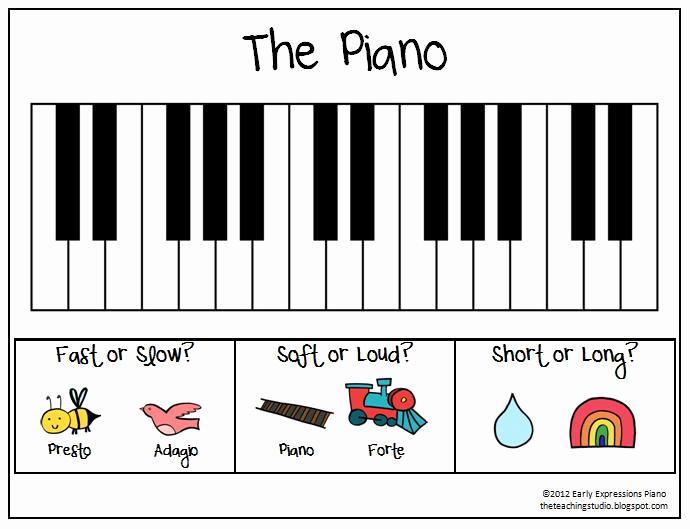 Piano Worksheets for Kids Elegant the Teaching Studio Giveaway Sneak Peek & Free Printable