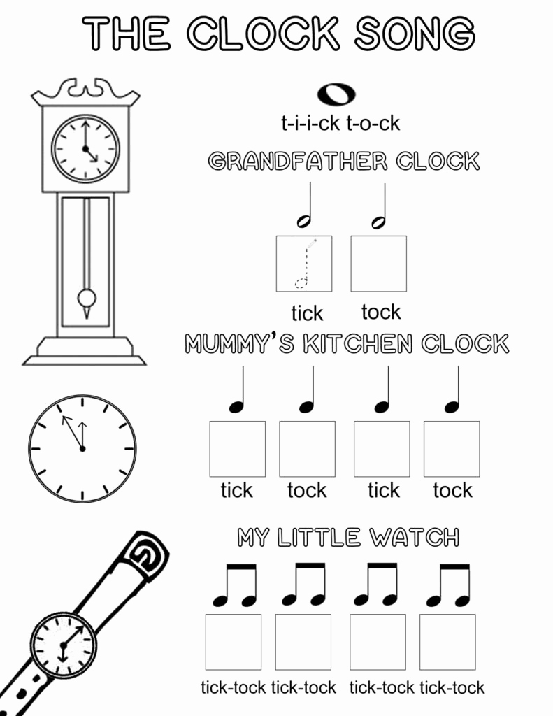Piano Worksheets for Kids Fresh First Piano Lessons Introducing the Note Family Let S