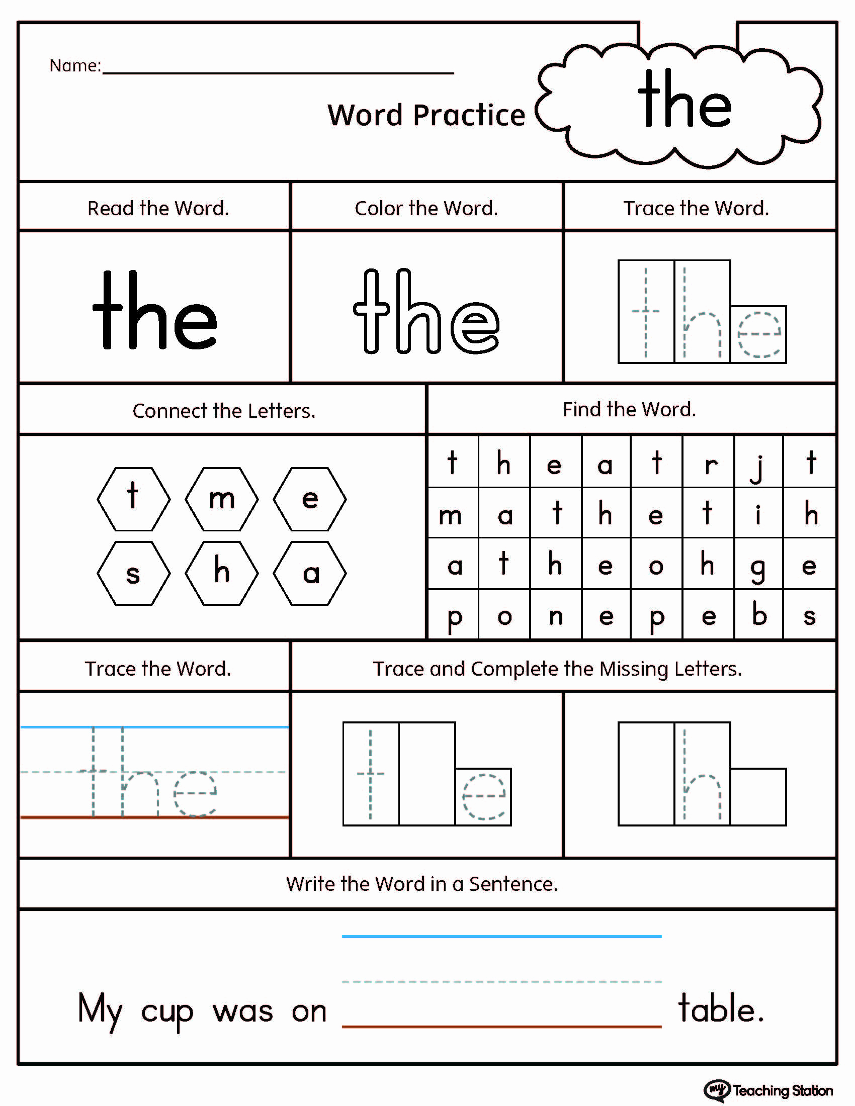 Positional Words Worksheets for Preschool Beautiful 20 Positional Words Preschool Worksheets