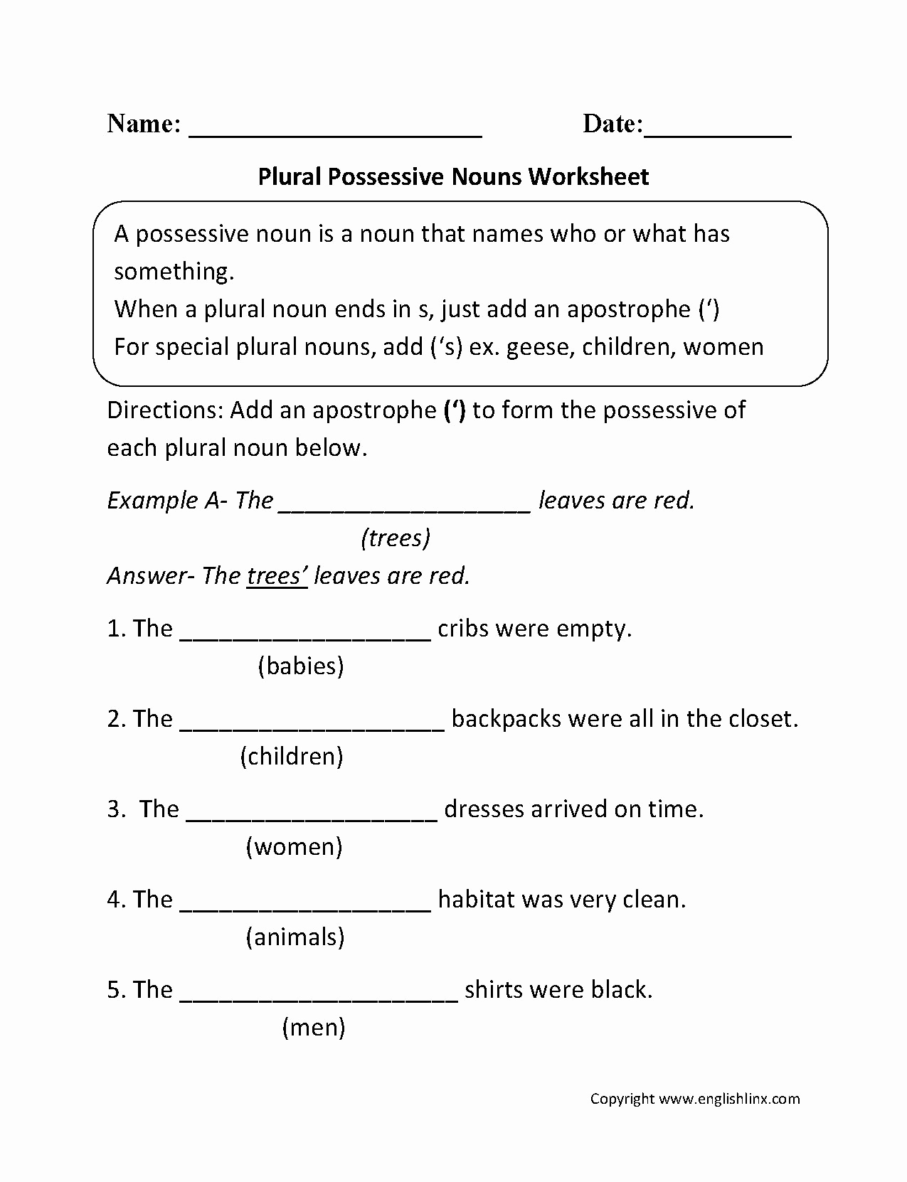 Possessive Pronouns Worksheet 3rd Grade New Pronoun Agreement Worksheet Pdf