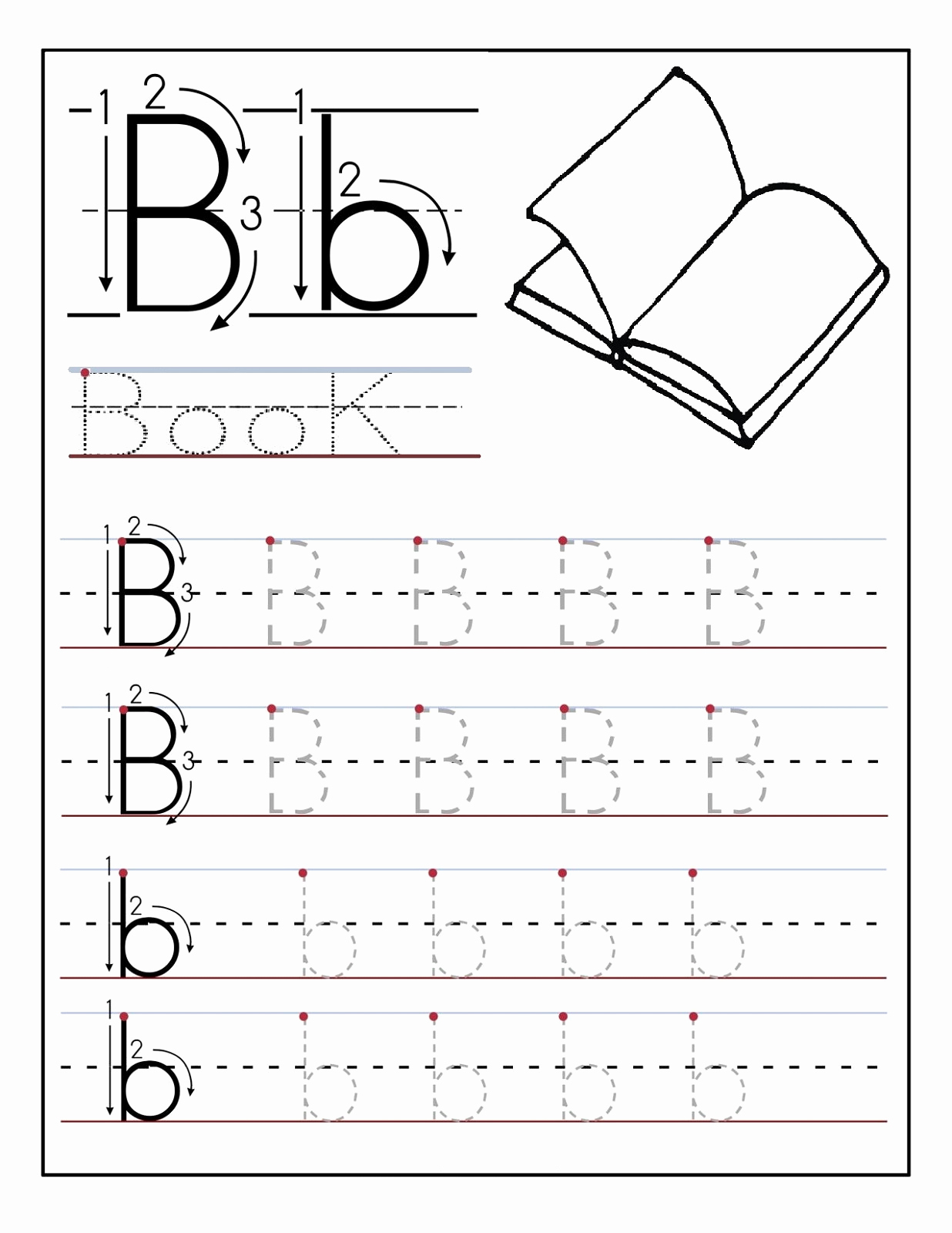 Pre Writing Worksheets Free Best Of Preschool Alphabet Worksheets